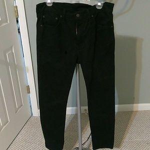 Levi's Black Skinny Jeans
